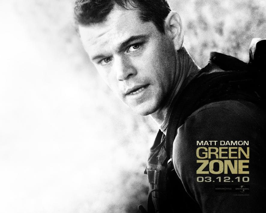 Oakley Matt Damon Green Zone Louisiana Bucket Brigade