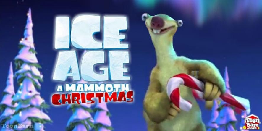 Watch Ice Age: A Mammoth Christmas Online For Free On