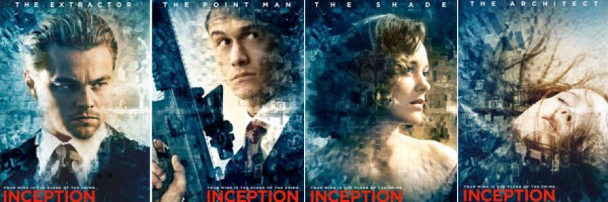 Amazoncom: Inception: Leonardo DiCaprio, Ken