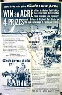 God&#39s Little Acre