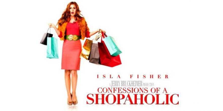 confessions of a shopaholic movie film studies essay Fall 2001 trade paperbacks: fiction edited by  the heroine of confessions of a shopaholic follows her  by nicole conn burned out on the la movie.