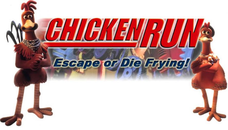 Chicken run great escape essay