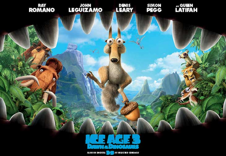 Watch Ice Age: Dawn of the Dinosaurs Online For Free On ...