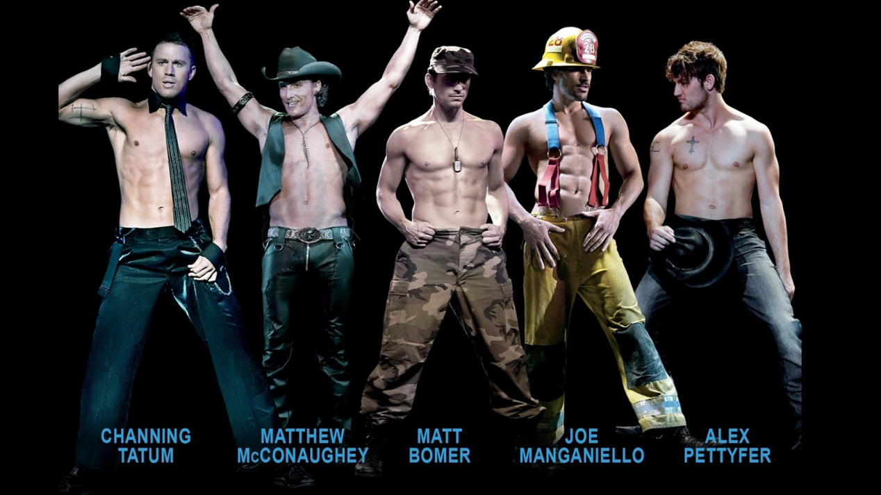 Watch Magic Mike XXL Online For Free On 123movies
