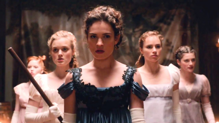 Pride and Prejudice and Zombies 2016 Online