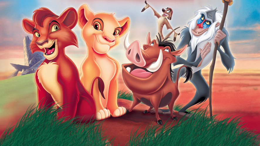 watch the lion king 2  simba u0026 39 s pride online for free on