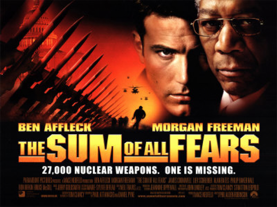 watch the sum of all fears online for free on 123movies