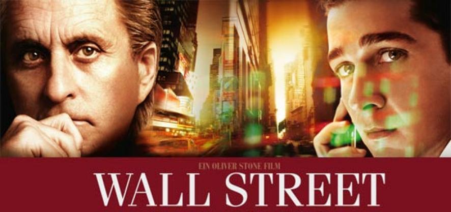 Watch the movie wall street