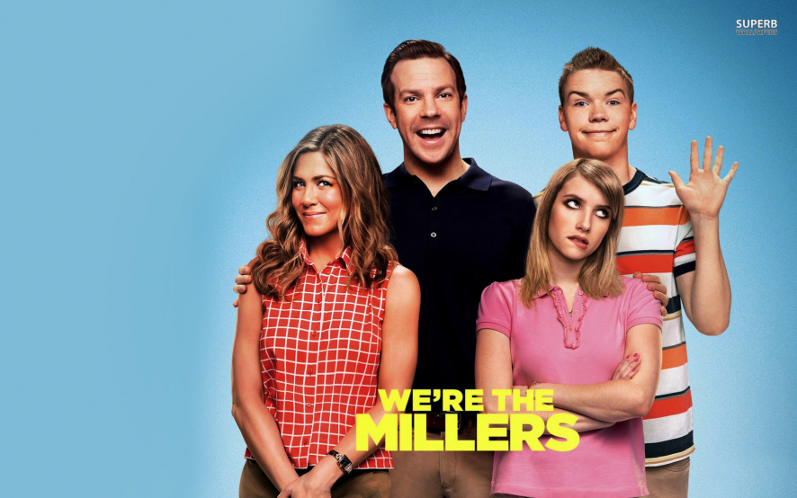 We re the millers 2 release date in Australia