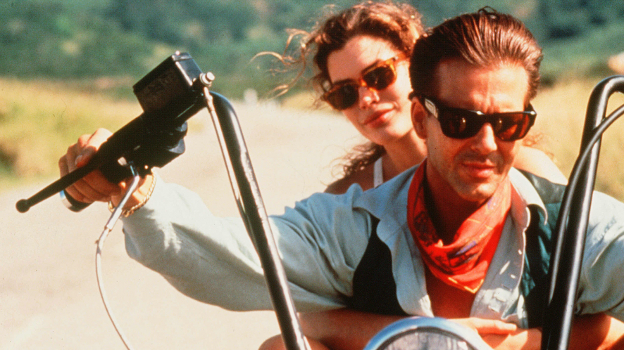 Wild Orchid II: Two Shades of Blue (1991) - Hollywood