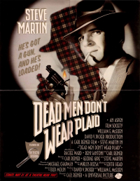 Dead Men Don&#39t Wear Plaid