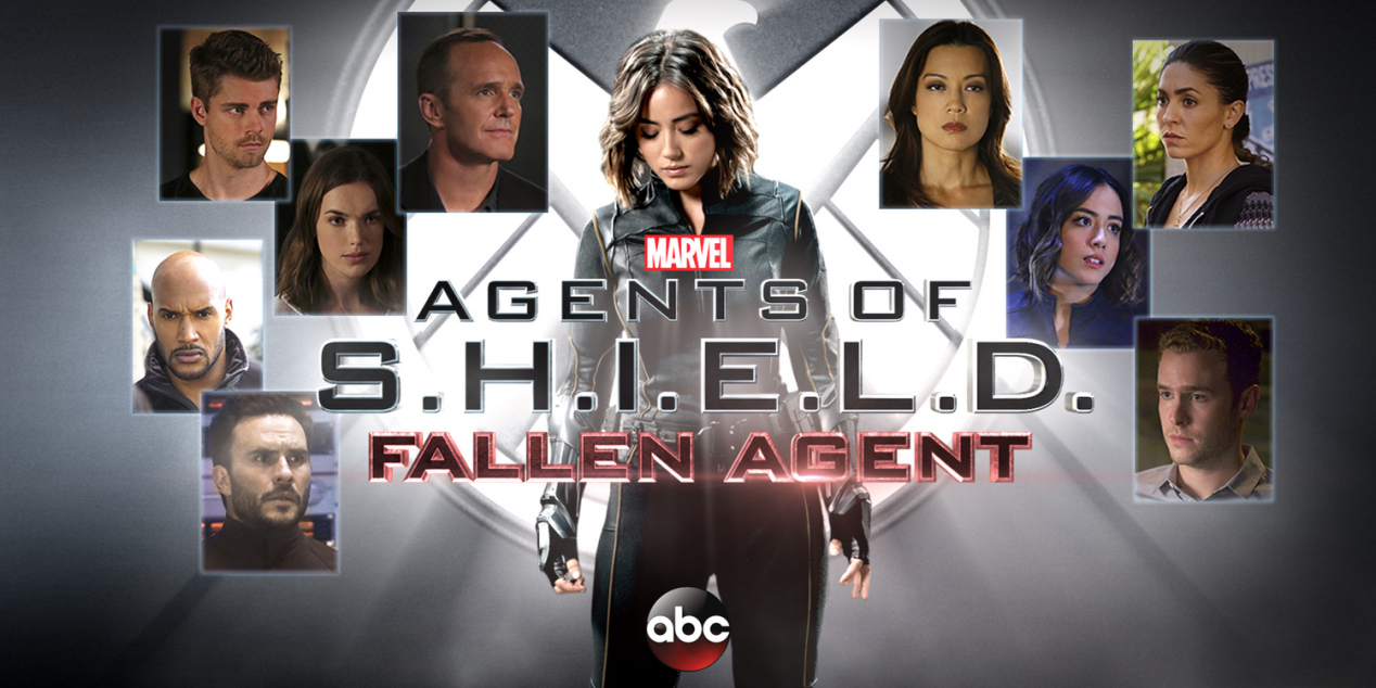 Agents Of Shield Online