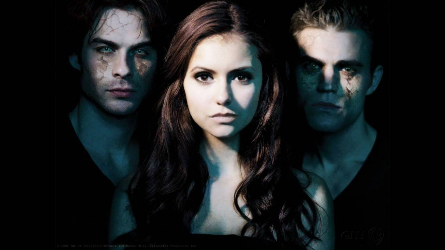 The Vampire Diaries season 1 to 8 English subtitles