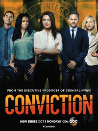 Conviction Season 1