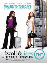 Rizzoli & Isles Season 3
