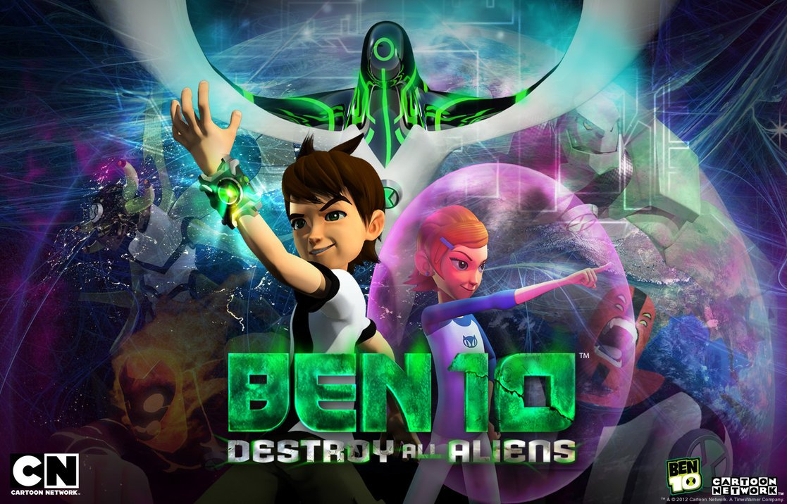 Watch Ben 10 Destroy All Aliens Online For Free On 123movies