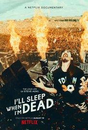 I&#39ll Sleep When I&#39m Dead