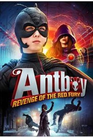 Antboy: Revenge of The Red Fury