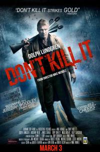 Don&#39t Kill It