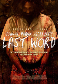 Johnny Frank Garrett&#39s Last Word