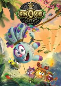 Kikoriki. Legend of the Golden Dragon