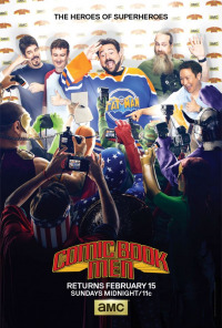 Comic Book Men Season 4