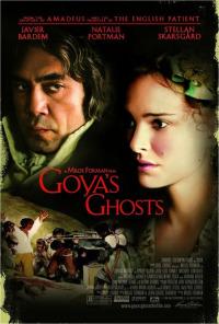 Goya&#39s Ghosts