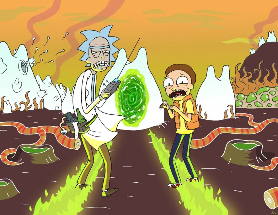 Rick and Morty Season 3 Episode 1 123movies