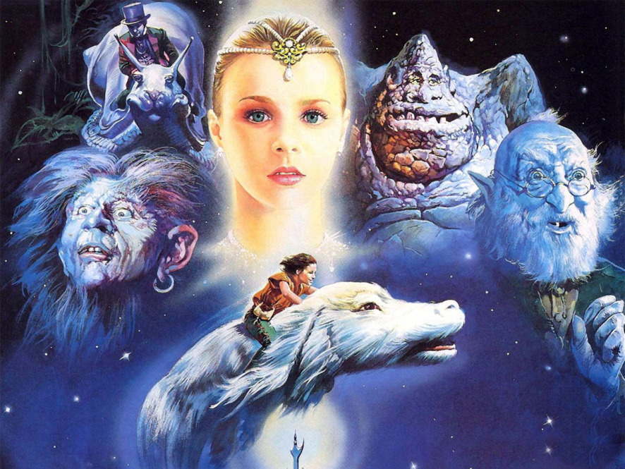 The never ending story movie online