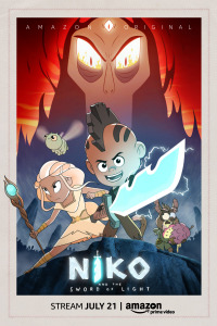 Niko and the Sword of Light Season 1