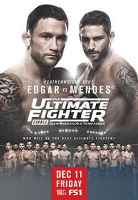 Ultimate Fighter Season 26