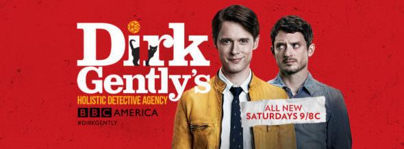 watch dirk gentlys holistic detective agency season 2