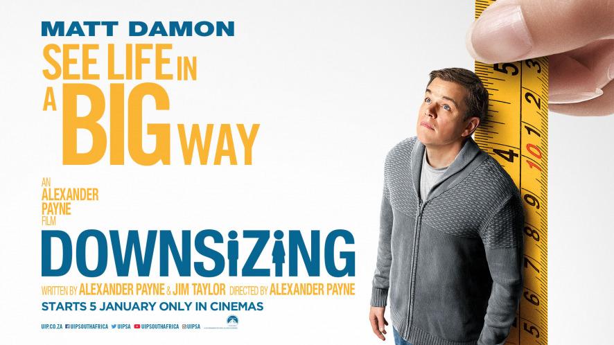 watch downsizing online