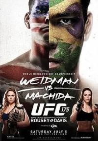 UFC 175: Weidman vs. Machida
