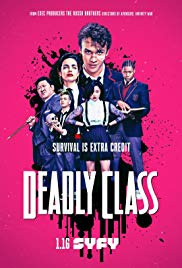 Deadly Class Season 1