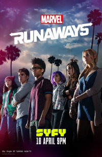 Marvels Runaways Season 2