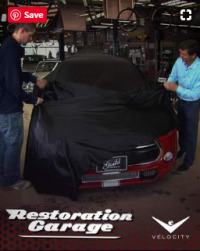 Restoration Garage Season 4