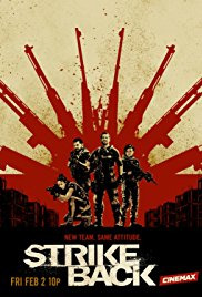 Strike Back Season 7